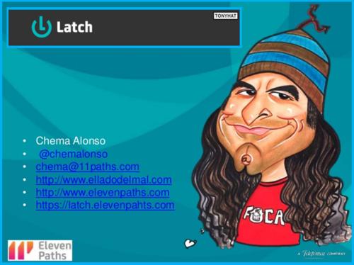 Latch, E.Paths, BLOG - 023