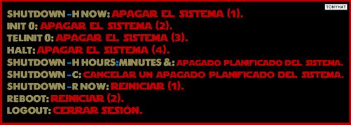 Linux, Commands & terminal, cápsula. 1 - BLOG - 009