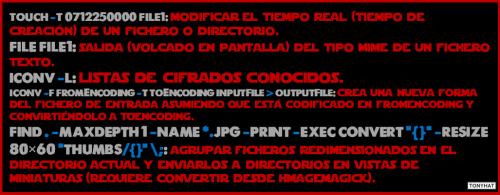 Linux, Commands & terminal, cápsula. 1 - BLOG - 014