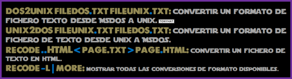 Linux, Commands & terminal, cápsula. 3 - BLOG - 016