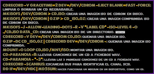 Linux, Commands & terminal, cápsula. 3 - BLOG - 034