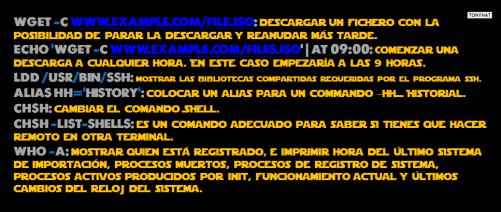 Linux, Commands & terminal, cápsula. 4 - BLOG - 023