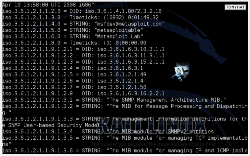 Hacking-Kali, 9, BLOG - 009