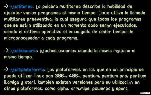 Linux'TECA, I, BLOG - 025