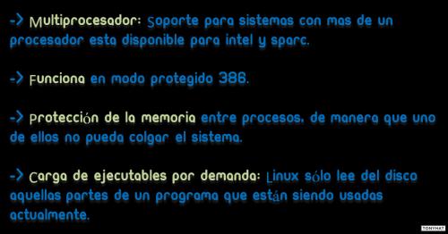 Linux'TECA, I, BLOG - 027