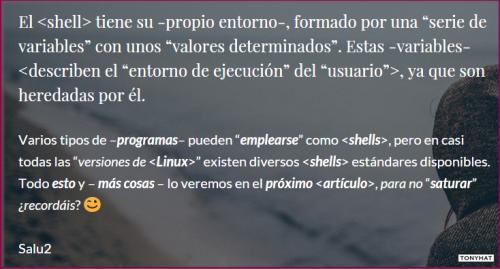 Linux'TECA, I, BLOG - 062