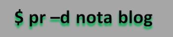 Linux'TECA, I, BLOG - 068