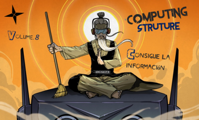 Portada, CS-SI, GNU-Linux, Vol.8