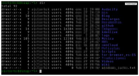 4-GNU-L, Blog